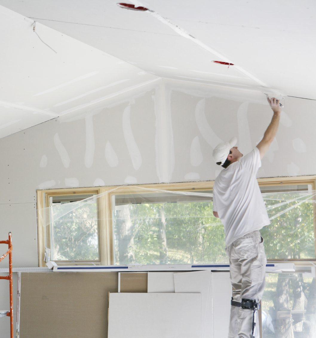 Baton Rogue Hanging Drywall